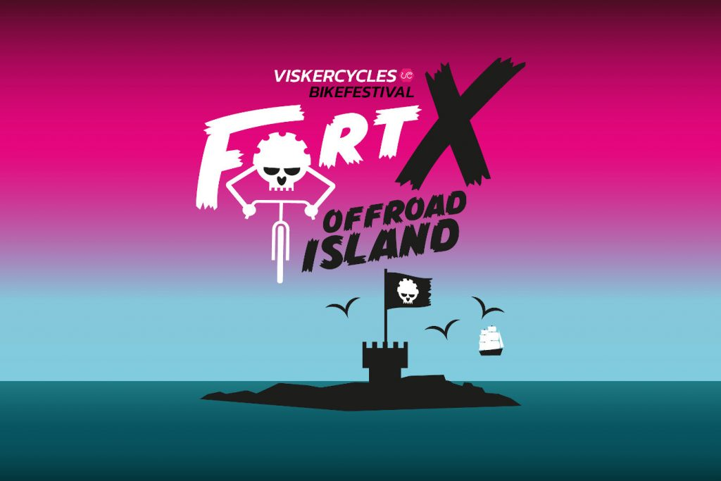 VISKERcycles Event Fort X Offroad Island