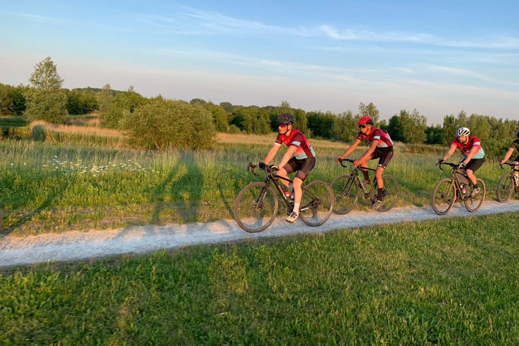 VISKERcycles Event Gravel Rides